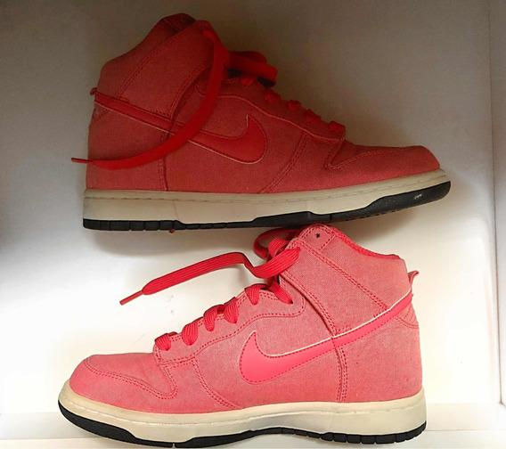 Tênis Nike 6.0 Original Feminino Rosa