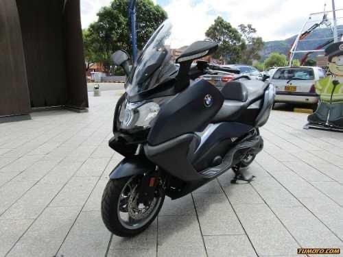 Bmw G650 Gt Modelo 2019 The Rider Spot