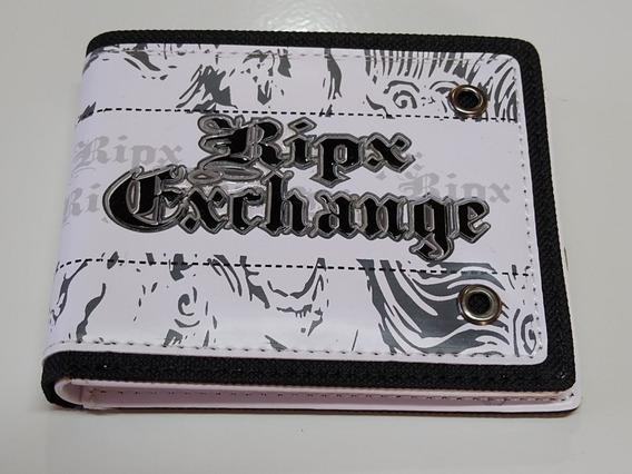 Cartera Para Hombre, Diseño Moderno Y Juvenil Ripx Exchange