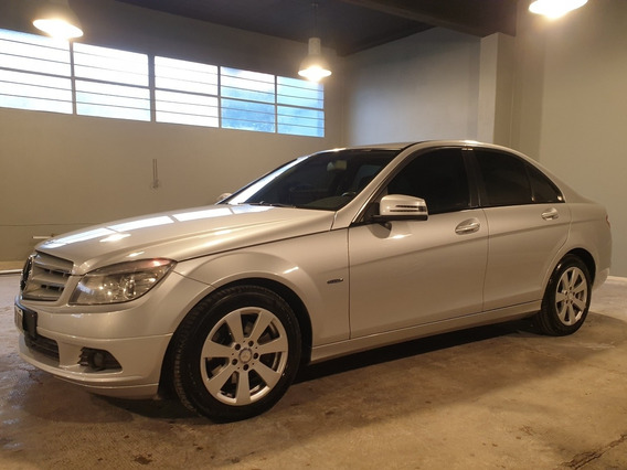 Mercedes Benz Clase C 200 Cgi Blueefficiency Automatico