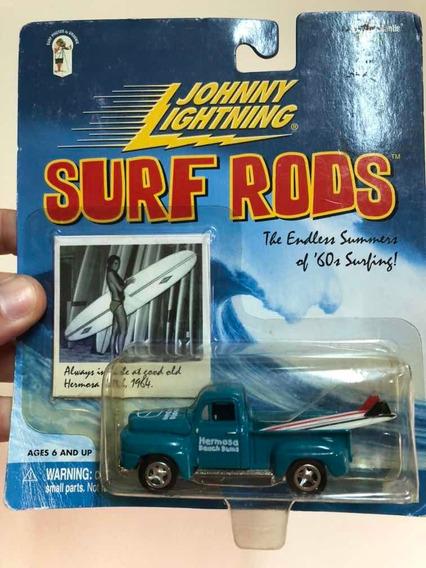 Johnny Lightning Surf Rods 1950 Ford F-100 Hermosa Beach