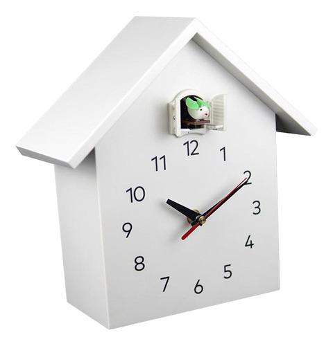 Imagen 1 de 11 de Regalo De Cumpleaños Del Reloj Decorativo Silencioso Blanco