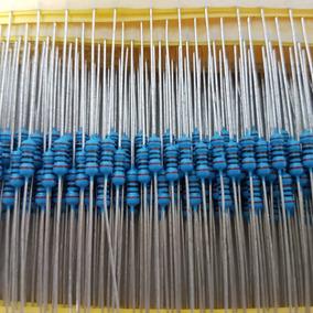 Lote 500 Resistor De Carbono 2k2 1/4w 5%