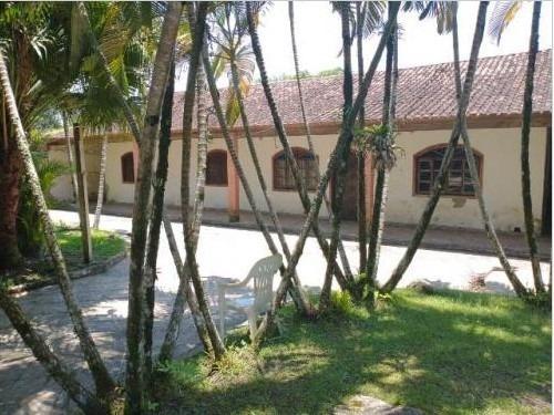 Grande Chácara No Jardim Fenix Com 11 Quartos ,itanhaém 7776