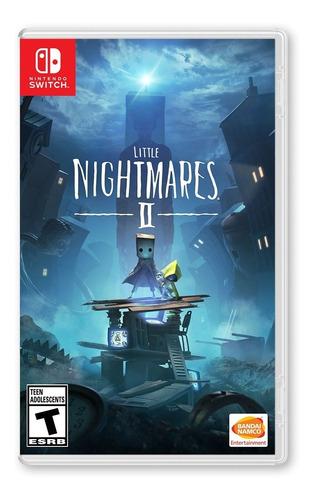 Little Nightmares 2 - Nintendo Switch
