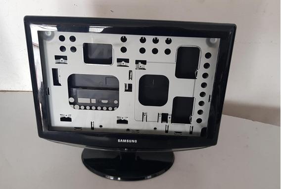 Carcaça De Monitor LG Flatron Modelo E1641cx Usada Ref: T37