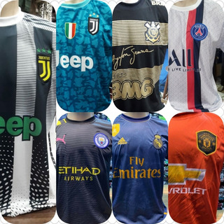 Kit Camisas De Time