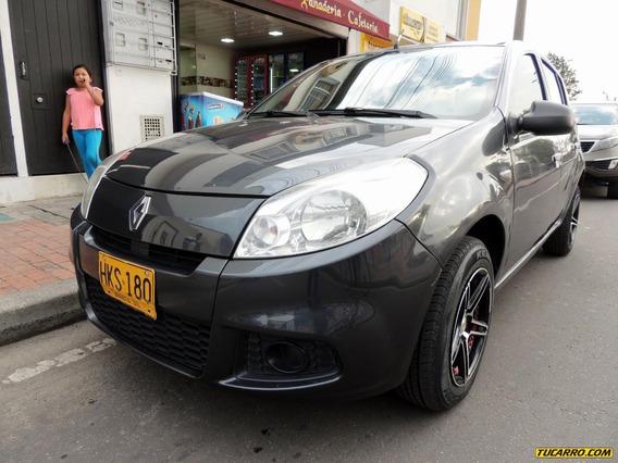 Renault Sandero 1.600cc Mt Aa Fe