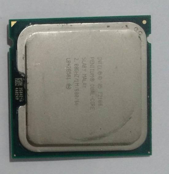 Processador Intel® Pentium® E2180 1m 2,00ghz/1m/800/06