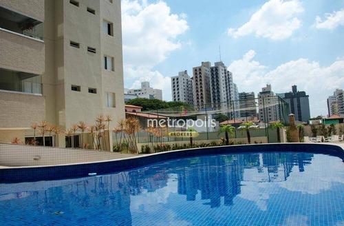 Imagem 1 de 24 de Apartamento Com 3 Dormitórios À Venda, 90 M² Por R$ 716.000,00 - Olímpico - São Caetano Do Sul/sp - Ap3694