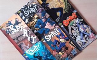 Lote Comics Historietas The Spirit - Will Eisner