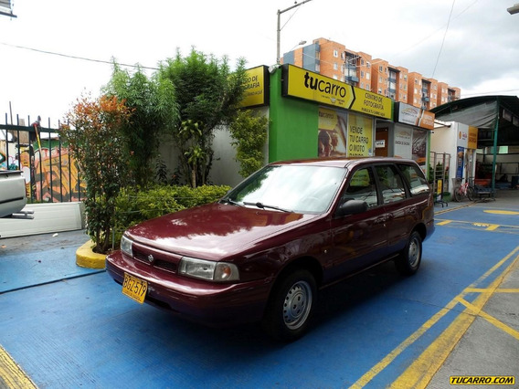 Nissan Ad Wagon Hatch Back