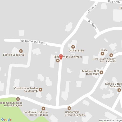 Imagem 1 de 1 de Apartamento Para Venda Por R$1.200.000,00 Com 430m², 4 Dormitórios, 2 Suites E 3 Vagas - Jardim Fonte Do Morumbi, São Paulo / Sp - Bdi7729