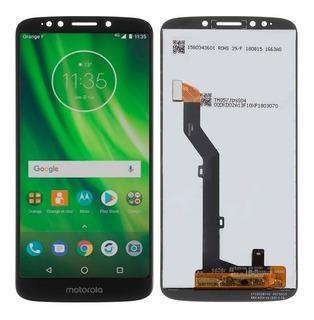 Display Modulo Pantalla Tactil Moto G6 | G6 Plus | G6 Play