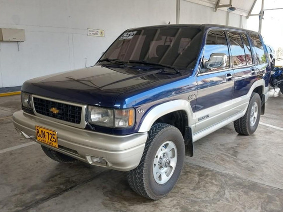 Chevrolet Trooper 960 4x4 7 Pjs