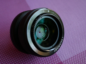 Lensbaby Composer Pro With Sweet 35mm F/2.5 Mf Para Nikon