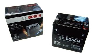 Bateria Bosch Moto Gel Btx5l Ytx5l-bs Cg 150 Ybr Titan