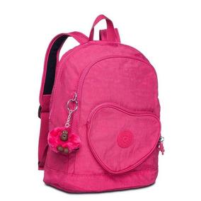Kipling Mochila Infantil Heart Backpack 2108661y Pink