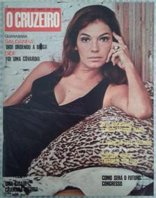 24/04/1969 Revista O Cruzeiro Capa Marisa Urban