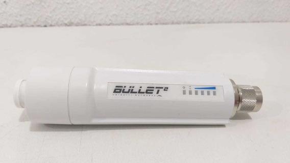 Ubiquiti Bullet-m2-hp Outdoor 2.4ghz 6545a-b2 Ler Descrição