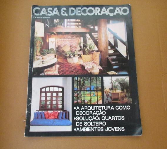 Revista Casa E Decoração N 44 Frete Grátis