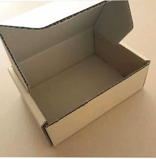 Cajas Autoarmables Troqueladas 20,5x15,5x9 Cm Pack De 10 Uni
