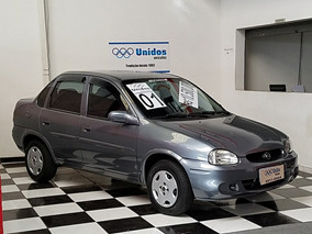 Chevrolet Corsa Sedan 1.0 Wind Milenium 4p 2001
