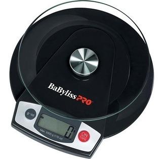 Balanza Babyliss Pro Digital Scale Precision Plato