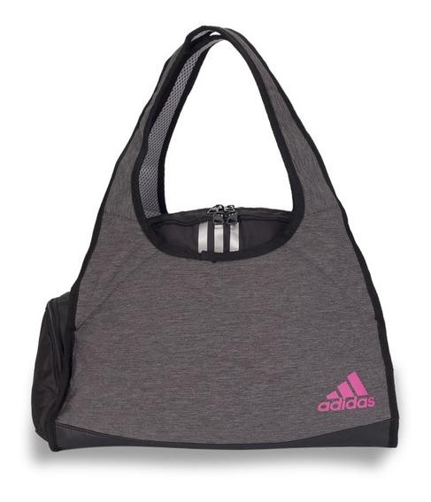 Bolsa adidas Beach Weekend Bag G 1.9 Cinza E Preta
