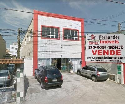Prédio Comercial À Venda, Boqueirão, Praia Grande - Pr0002. - Pr0002