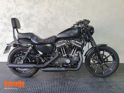 Hd 883 Iron Preta