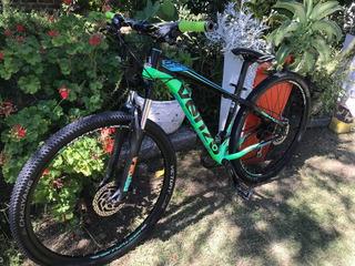 Bicicleta Venzo Primal R29 24vel Frenos Disco