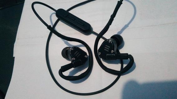 Fone De Ouvido Kz Zs6 Já Com Módulo Bluetooth