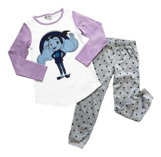 Pijama Niñas Invierno Vampirina Disney