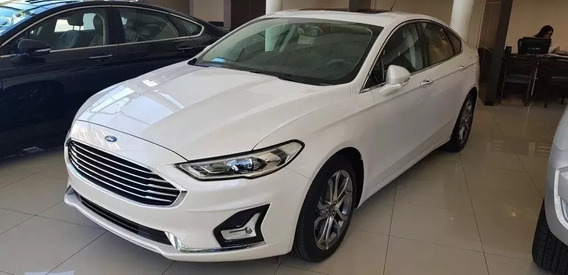 Ford Mondeo Sel 2.0 Ecoboost 4 Puertas 2020