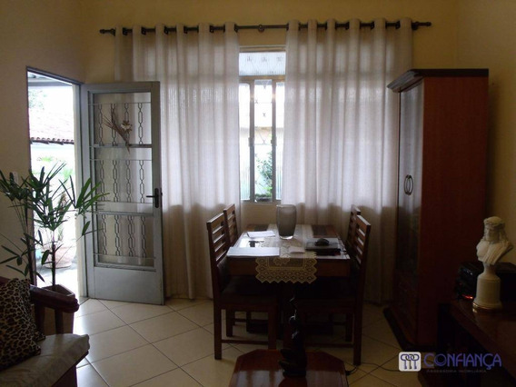 Casa Residencial À Venda, Vila Valqueire, Rio De Janeiro - Ca0748. - Ca0748