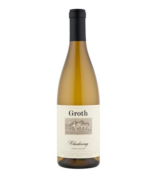 Vino Blanco Groth Chardonnay, Valle De Napa, California