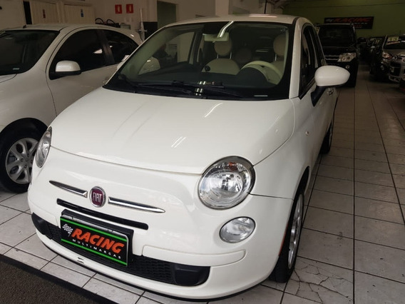 Fiat 500 Cult Dualogic 1.4 Evo (flex)