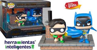 Batman And Robin Comic Moments Funko Dc Comics