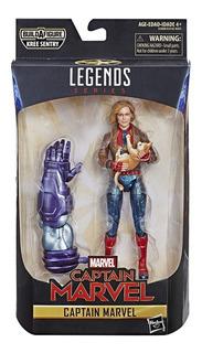 Marvel Legends - Capitana Marvel - Hulk - Vengadores - Kree