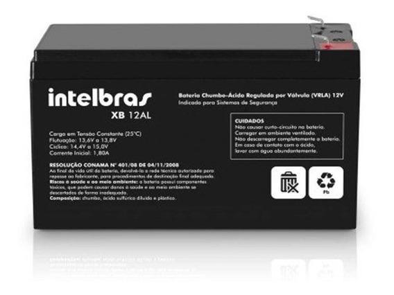 Bateria 12v 7ah Selada Intelbras Xb12al