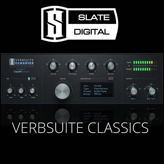 Slate Digital Verbsuite Classics - Envio Imeditado