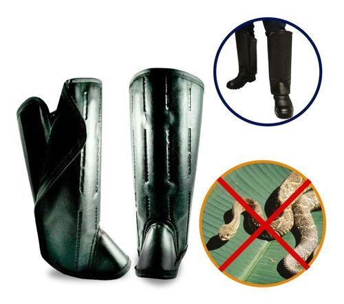 Perneira Proteção Contra Picada De Cobra Com Velcro Promoção