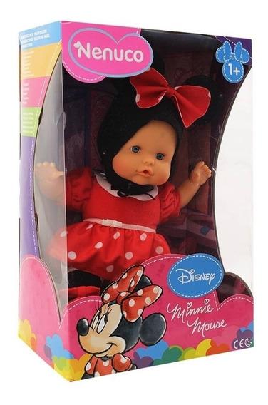 Nenuco Disney Friends Minie Mousen