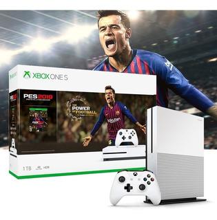 Xbox One S 1tb Consola Pes2019 4k Original