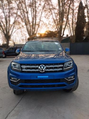 Volkswagen Amarok Highline At V6 Motor 3.0 2021