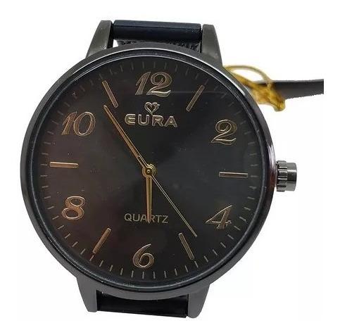 Relógio Feminino Preto C/ Variação Numérica - Lindo Cod 06