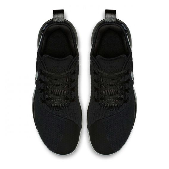 Tenis Nike Lebron Witness Iii Negro C/blanco 25.5 Al 9 Mx