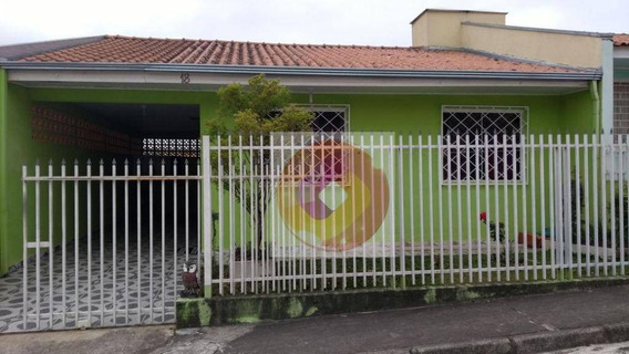Casa À Venda, 70 M² Por R$ 160.000,00 - Thomaz Coelho - Araucária/pr - Ca0137
