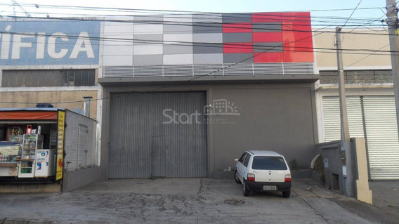 Barracão Para Aluguel Em Jardim Do Trevo - Ba127219